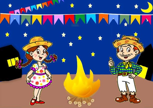 Resultado de imagem para festas juninas